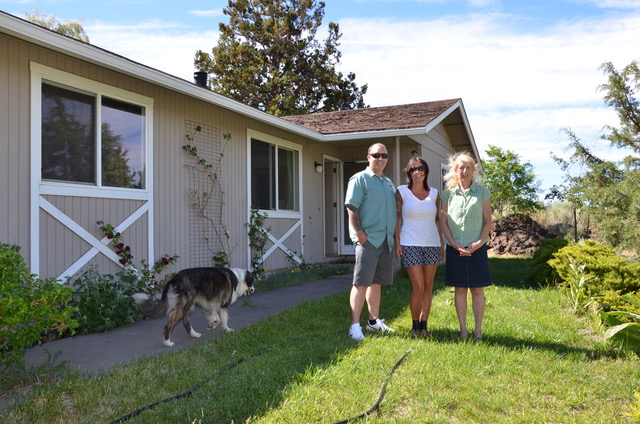 2017 Raise the Roof Winner: Maureen K of Bend