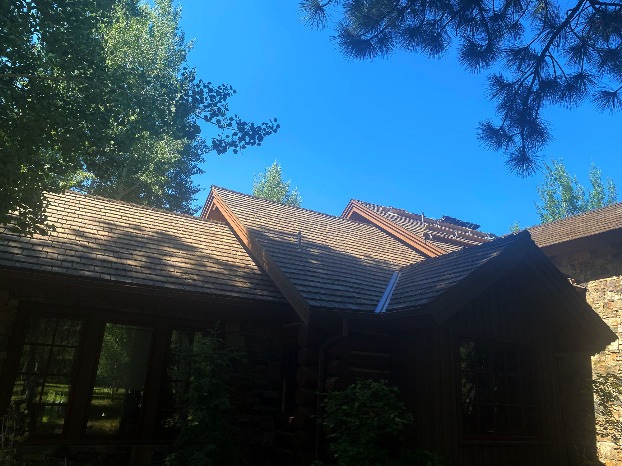 CeDUR Synthetic Roofing Product